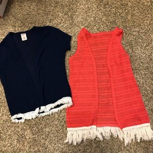 Other - Girl sweater vest
